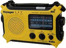 Kaito KA500 Wind Up Emergency Radio