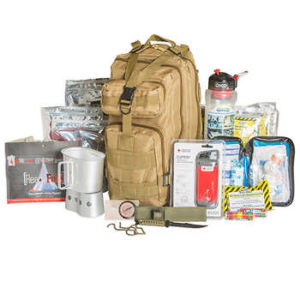 72-hour Tactical Backpack Survival Kit