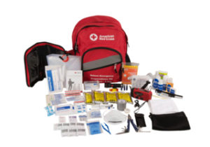 American Red Cross Deluxe 3-Day Emergency Kit