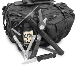 Echo-Sigma Special Edition Bug Out Bag
