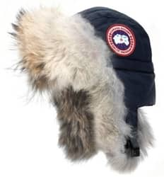 Canada Goose Trapper Aviator Hat