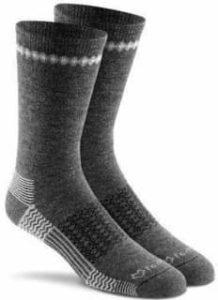 Fox River Carbon Medium Weight Wool Sock
