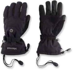 Marmot Winter Gloves