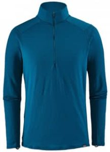 Patagonia Capilene Thermal Weight Zip-Neck.