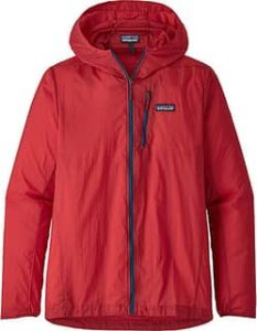 Patagonia Men's Houdini Jacket French Red