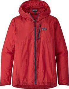 Patagonia Men's Houdini Jacket French Red
