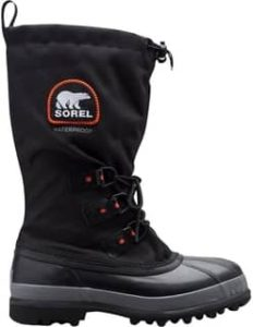 Sorel Black Winter Boots