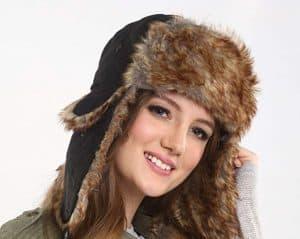 Trapper Hat - Winter Trooper Aviator Earflap Eskimo Hat