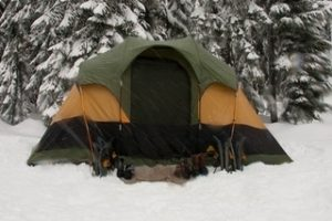 Winter Rated Sleeping Bag