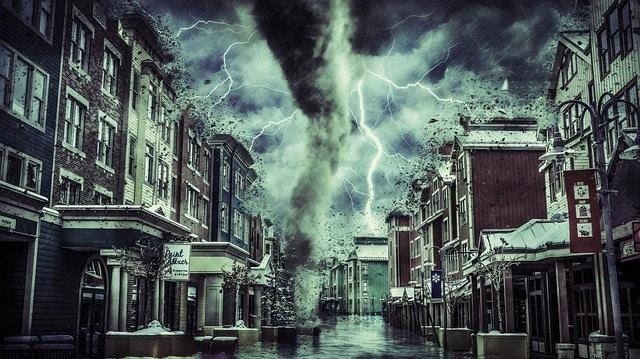 City Tornado