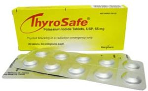 Thyrosafe Pills