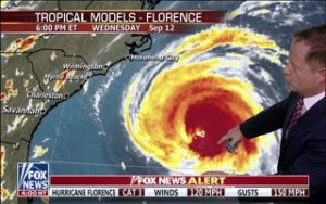 Tropical Storm Fox News