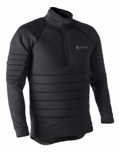 Fortress Clothing Zip Base Layer