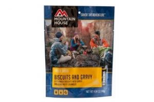 Freeze Dried Prepared Meals