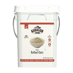 Augason Farms Rolled Oats Food Storage