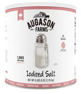 Augason Farms Salt