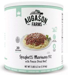 Augason Farms Spaghetti Sauce