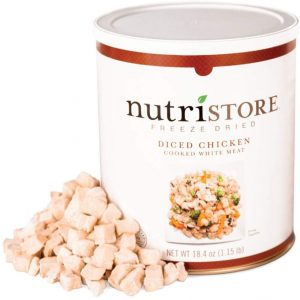 Freeze Dried Chicken