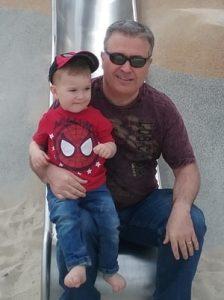 Grandpa & Roger