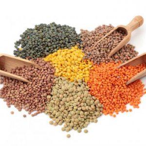 Legumes: Peas And Lentils