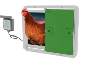 Auto Matic Chicken Coop Door