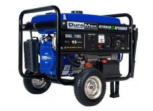 5500 Watt Dual Fuel Generator
