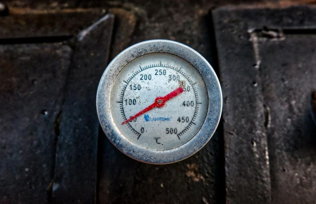 Wood Stove Thermometer