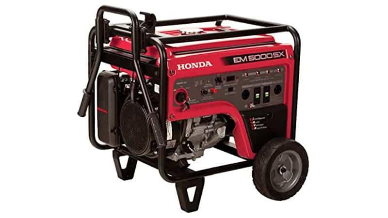 5,000 Watt Generator