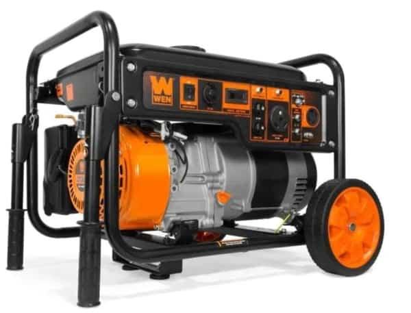 6,000 Watt Generator