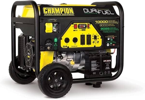 8,000 Watt Champion Generator
